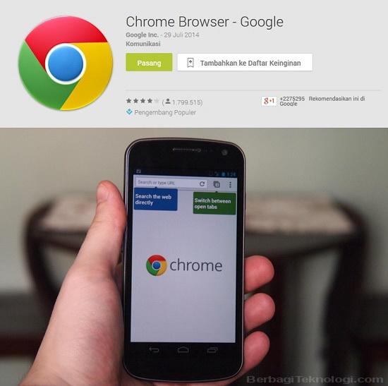 Hemat Kuota Internet dengan fitur kompresi Google Chrome