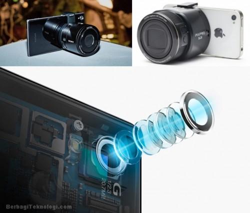 cara optimalkan kamera smartphone