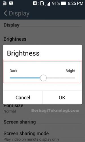 Tips Menghemat Baterai Ponsel Android Anda 1