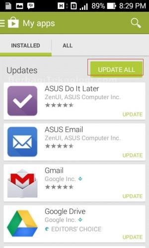 Tips Menghemat Baterai Ponsel Android Anda 5