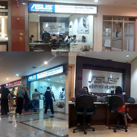 Alamat Lengkap Asus Service Center Indonesia