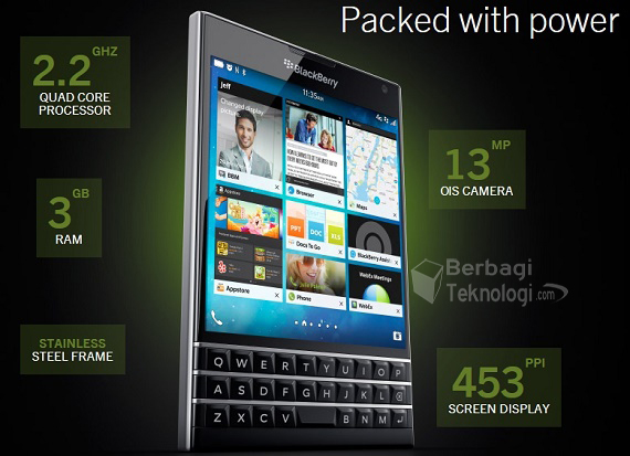harga bb passport second