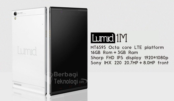 LUMID 1M Android Octa-core 3GB RAM