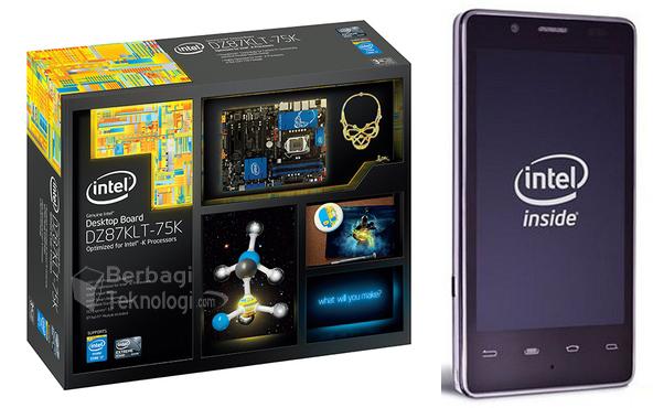 Intel PC dan Intel Mobile