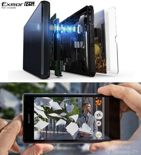 Sensor Kamera Sony Exmor RS IMX230