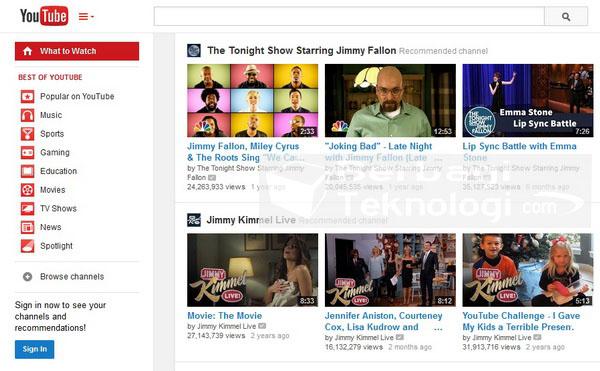 YouTube Premium Bebas iklan