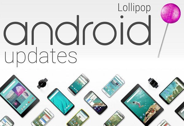 Jadwal Update OS Android 5.0 Lollipop