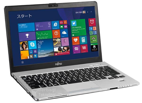 keunggulan laptop fujitsu