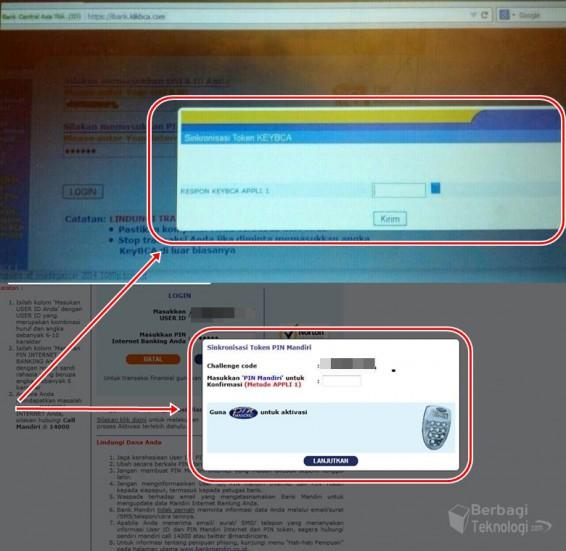 Malware Sinkronisasi Token