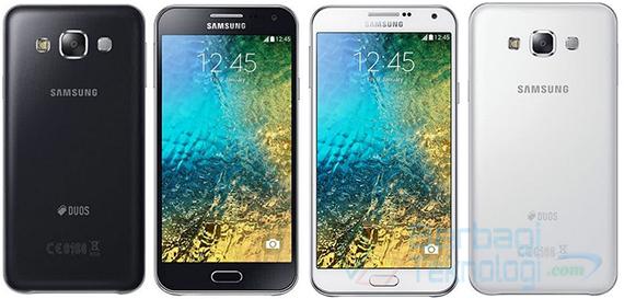Samsung Galaxy E5 dan Galaxy E7