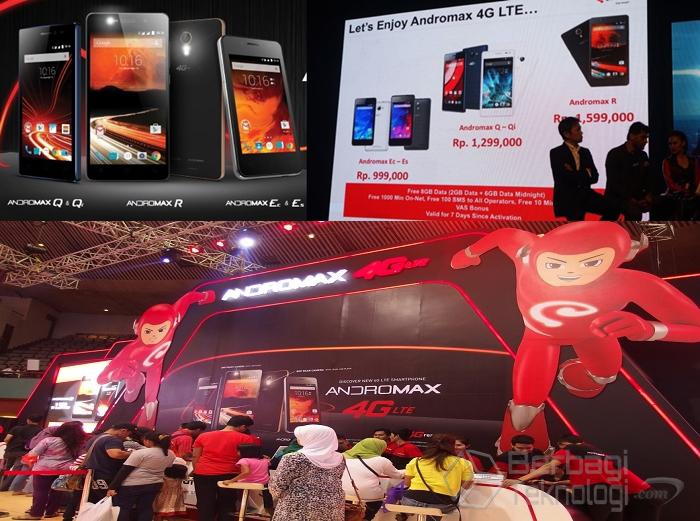 Andromax Q 4G LTE