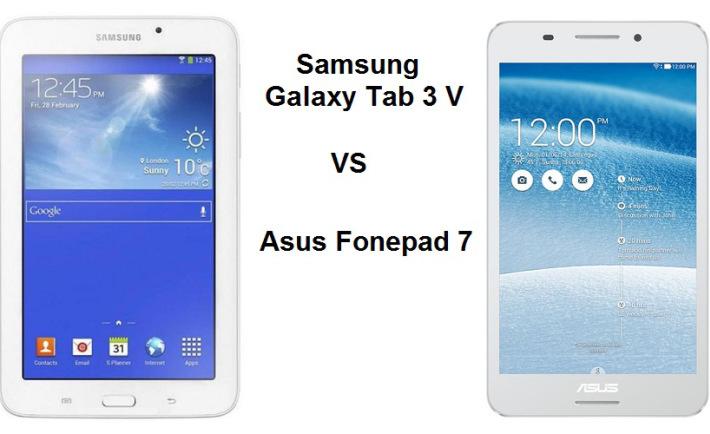samsung galaxy tab 3 vs asus fonepad 7