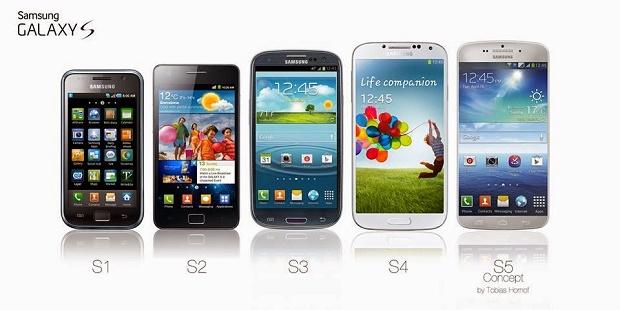 Samsung Galaxy S Terbaru