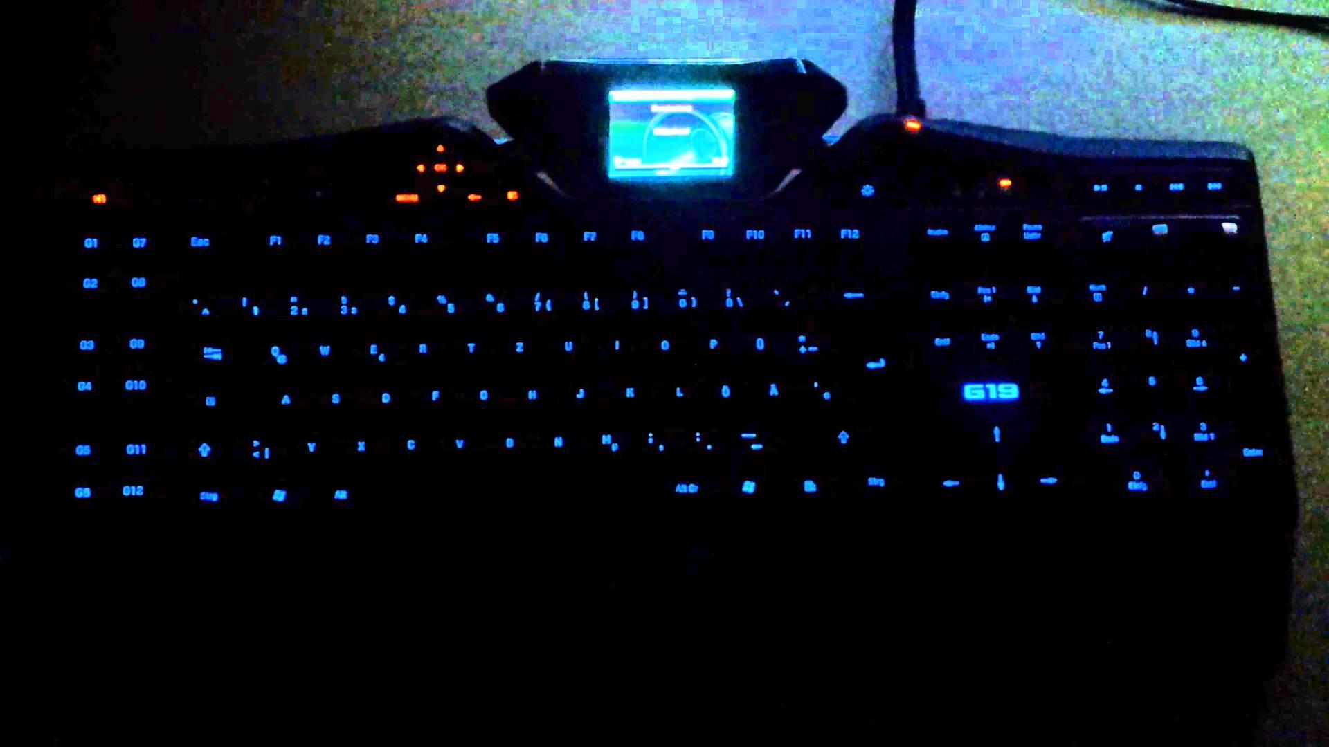 keyboard gaming murah led