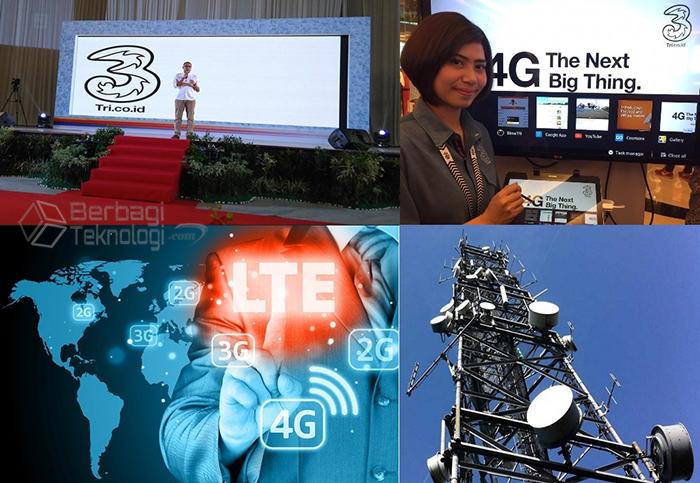 4G LTE Tri
