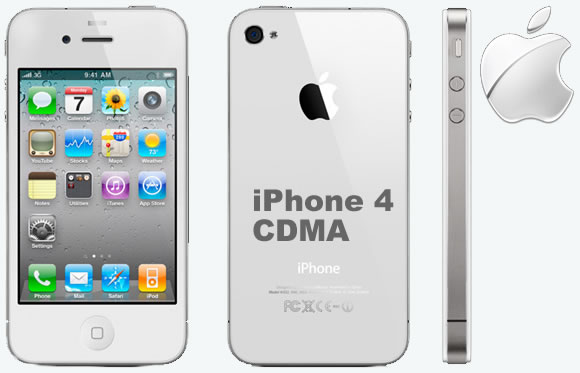 plus minus iphone 4 cdma