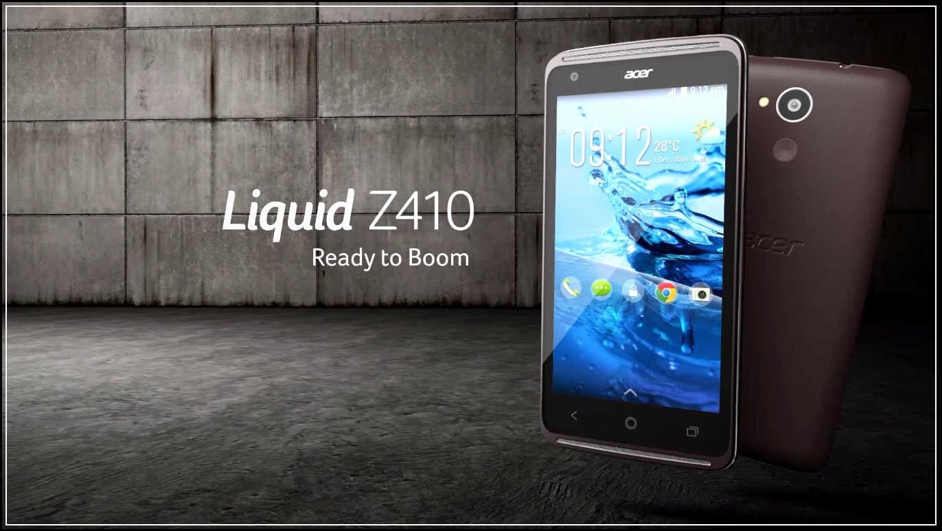 harga acer liquid z410 plus