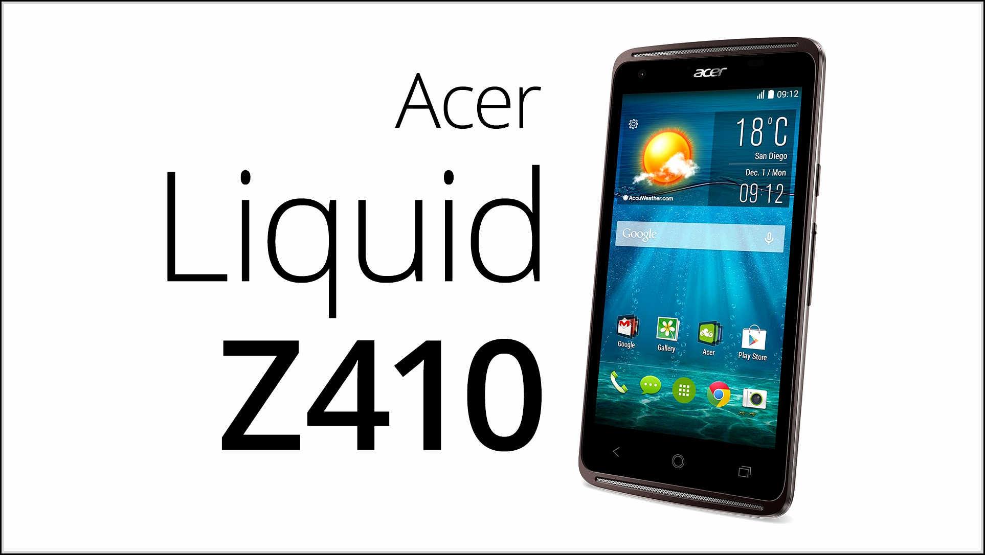 acer liquid z410 review