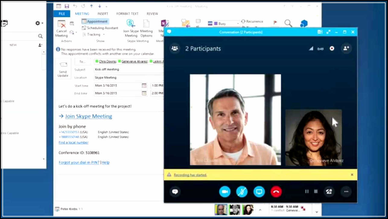 harga skype for business