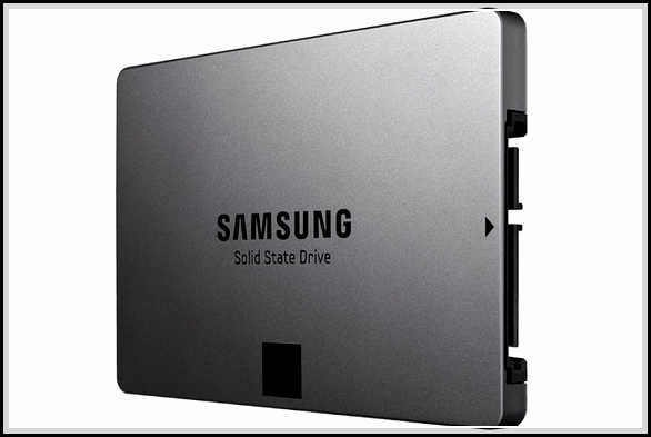Flash Hard Drive Samsung 16TB