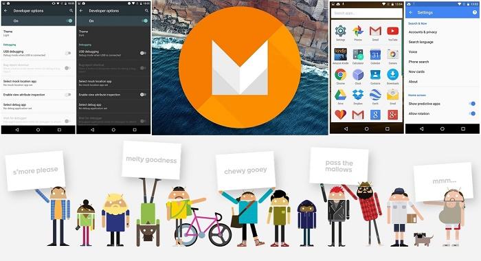 Android v6.0 Marshmallow Resmi Dirilis