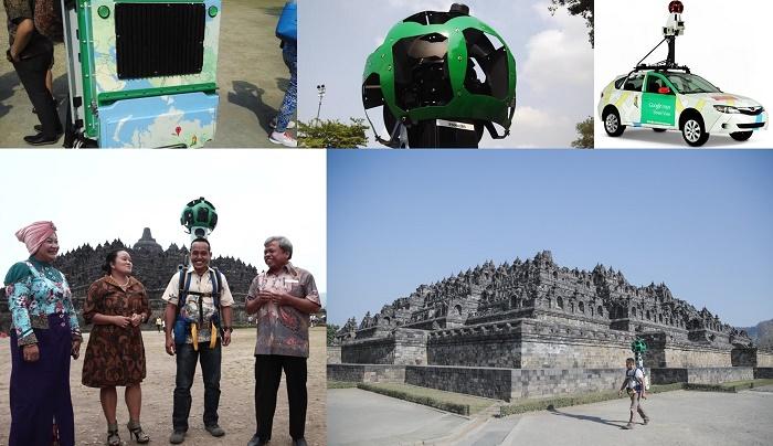 Google Street View Panorama 360 Derajat