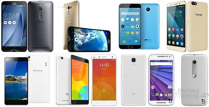 HP Android Terbaik dan Termurah Saat Ini