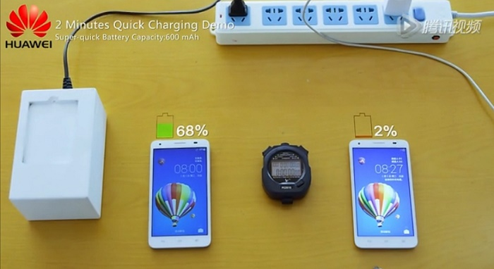 Huawei Quick Charging Technology