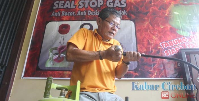 Seal Safety Regulator (Foto: Kabar Cirebon)