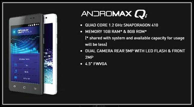 Smartfren Andromax Qi