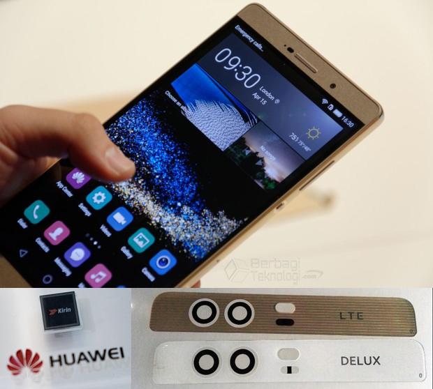 Smartphone Terbaru Huawei P9