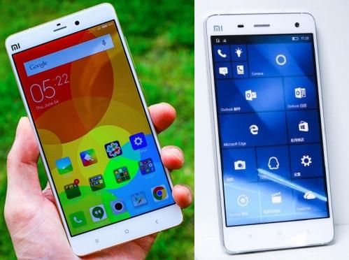 Windows 10 dan Android Marshmallow Hadir di Perangkat Xiaomi