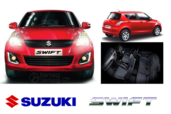 Mobil Murah Suzuki Swift Facelift
