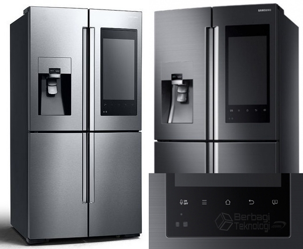 Samsung Fridge Android