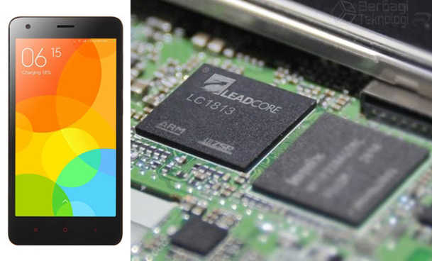 Xiaomi Chipset Leadcore
