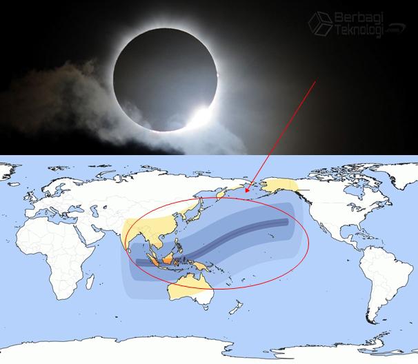 Gerhana Matahari Total, Total Solar Eclipse