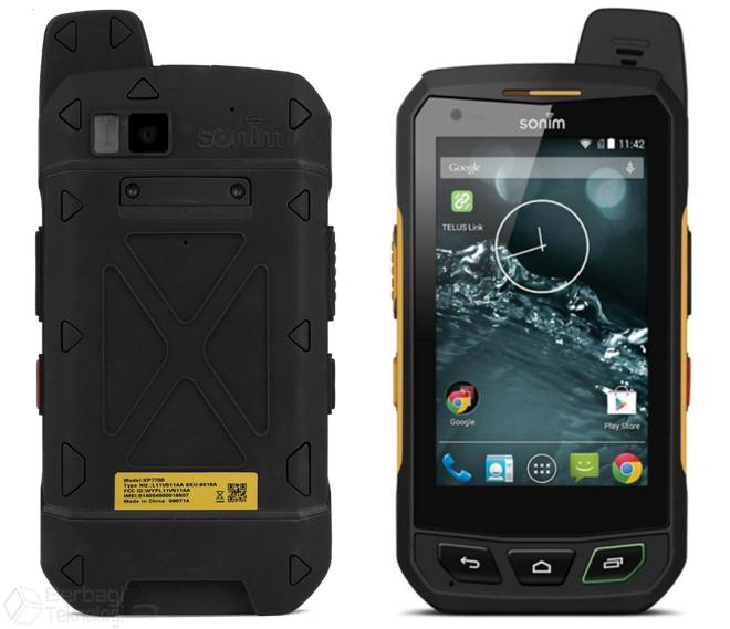 Handphone Outdoor Sonim XP7