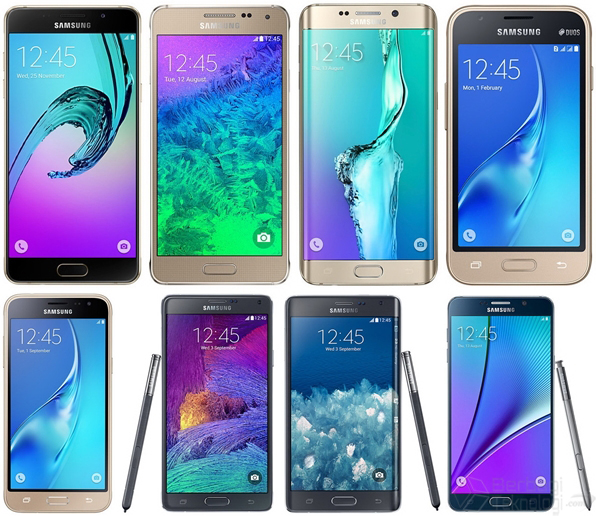 Daftar Harga Hp Samsung Galaxy Terbaru Maret 2016