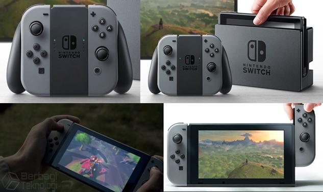 Konsol Game Portable