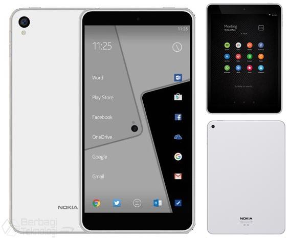 HP Nokia Android Terbaru 2017