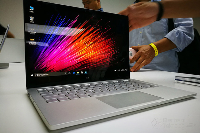 Harga Xiaomi Notebook Air