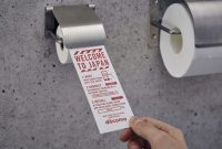 Toilet Paper for Smartphone