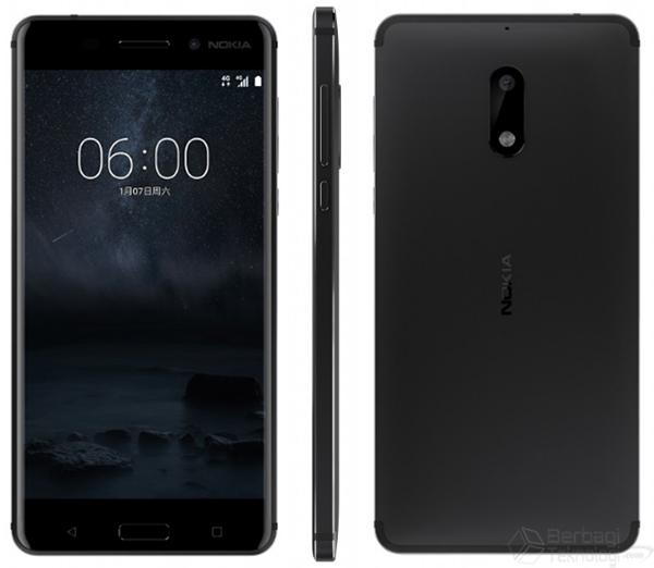 HP Nokia Android Terbaru