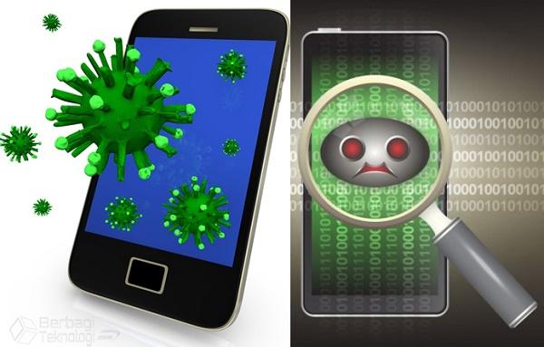 Aplikasi Android Terinfeksi Malware