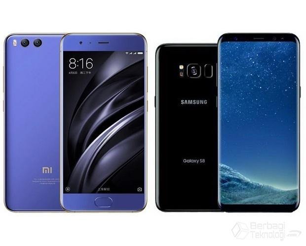 Xiaomi Mi 6 vs Samsung Galaxy S8