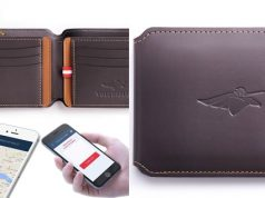 Dompet anti copet Volterman smart wallet