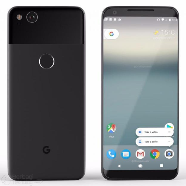 Google Pixel 2 dan Pixel 2 XL