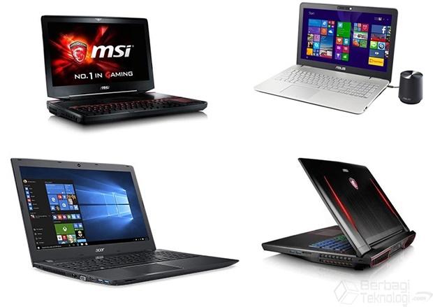 Harga Laptop Gaming