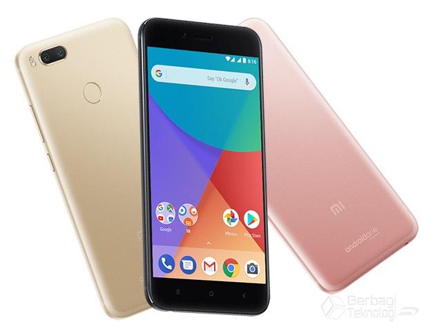 Spesifikasi Harga Xiaomi Mi A1