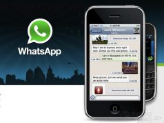 Aplikasi WhatsApp untuk iPhone